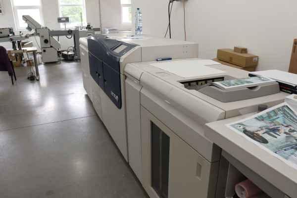 digitális nyomtatás illusztráció